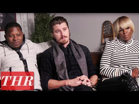 Mary J. Blige, Garrett Hedlund, & Carey Mulligan on Post War Trauma in 'Mudbound' | Sundance 2017