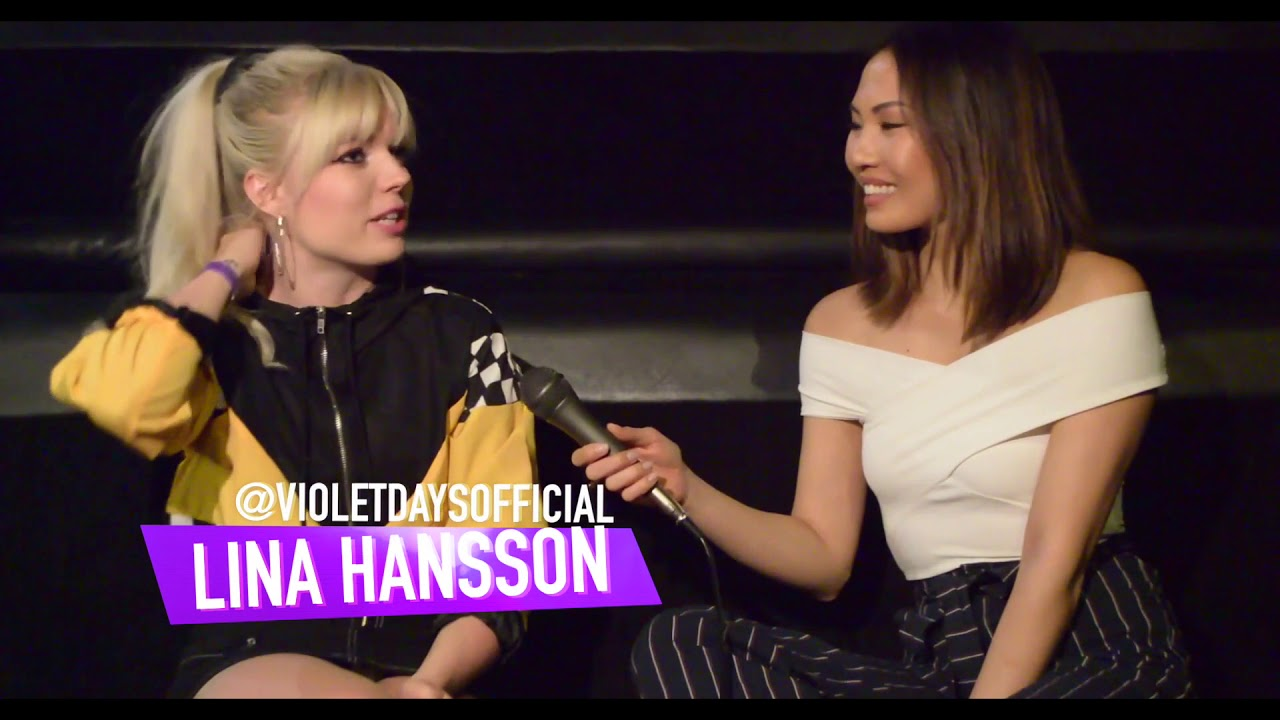 Lina Hansson of Violet Days Interview by Julia Lee