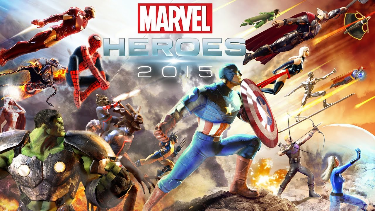 Marvel Games Online