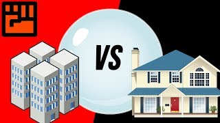 Condo vs Detached Real Estate Bubble - Which Is Worse?