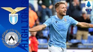 Lazio 3-0 Udinese | An Immobile Brace And Luis Alberto Pen Grabs 3 Points For Lazio! | Serie A