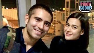 Gerald Anderson And Bea Alonzo Fly To US Together