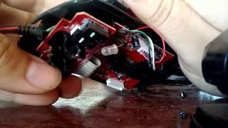 Mouse Gamer Dazz Optico Kirata Black - 3 anos depois   Dicas para consertar scroll e +