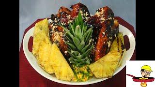 Hawaiian Monster Wings
