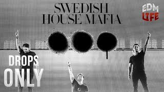 Swedish House Mafia @ Ultra Music Festival UMF 2013 | Drops Only |