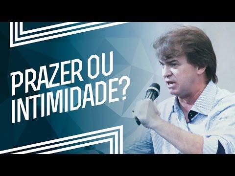 MEVAM OFICIAL - PRAZER OU INTIMIDADE? O QUE A IGREJA ESTÁ GERANDO - Luiz Hermínio