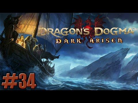 Dragons Dogma: Dark Arisen - Port Crystal Stuff! | #34