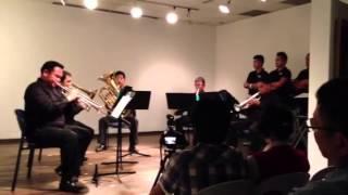 ABS•CBN PO Brass Quintet - Blue Rondo a La Turk