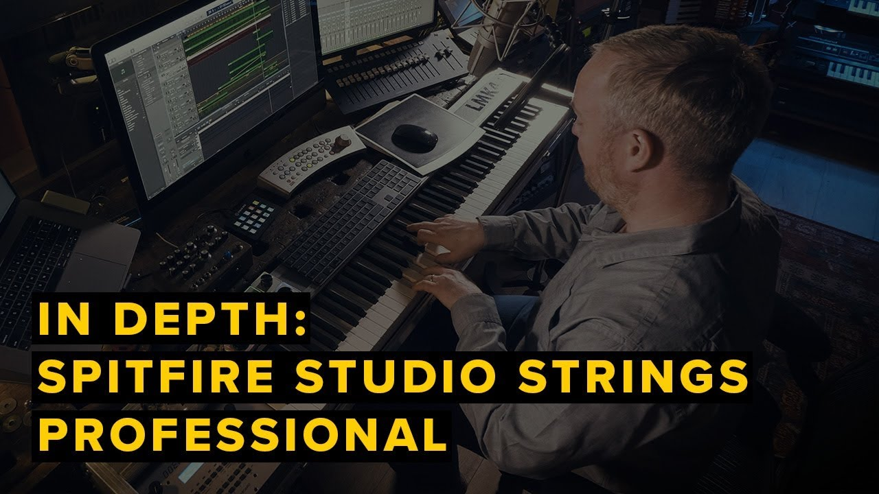 REQ: Spitfire Audio Studio Strings Professional KONTAKT » AudioZ