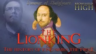 The Lion King, or The History of King Simba I - Summer of Shakespeare