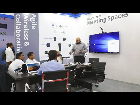 Airmind Thinker - Enhancing Team Collaboration and Productivity