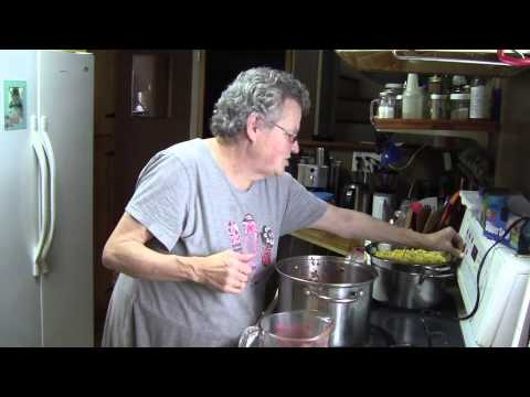 Hot Sauce, Making And Canning