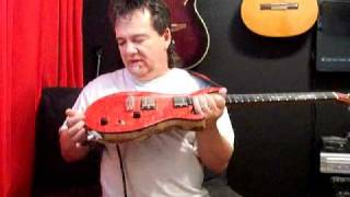 Schroeder Guitar Demo By Vinni Smith From V-picks