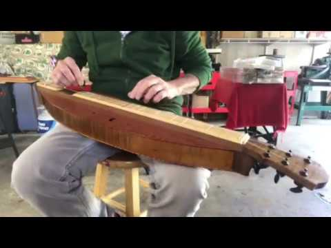 Dulcimer 102 The last of NJ Builds