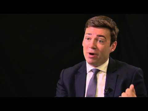Andy Burnham Labour leadership interview - Newsnight