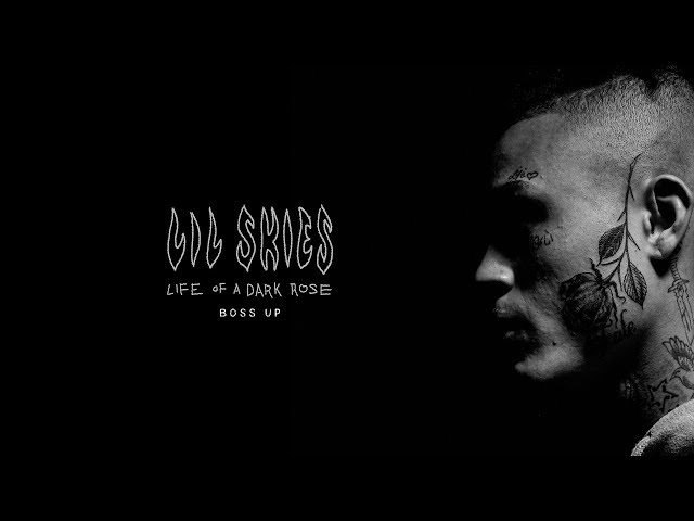 LIL SKIES - Boss Up (prod: Aguafina) [Official Audio]