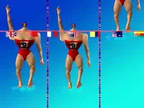 chinese swimmers 1994 steroids