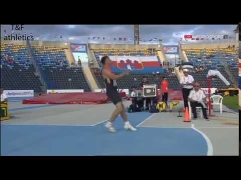 Niklas KAUL 71.59 WD20B - World Junior Championships Bydgoszcz 2016