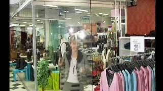 видео Стеклянные перегородки для торговых центров и магазинов в Москве