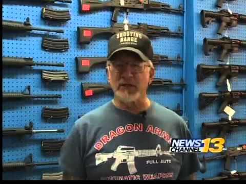 Effects of the gun executive order in Colorado