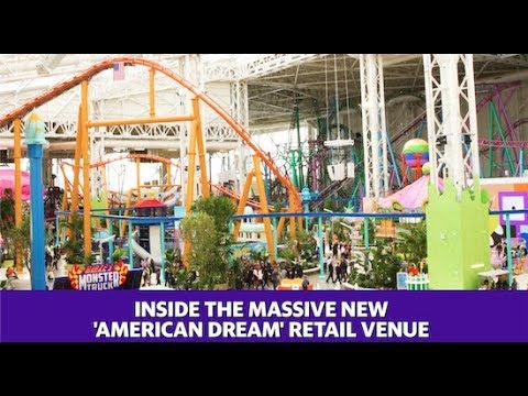 New Jersey's 'American Dream' retail venue sneak peek