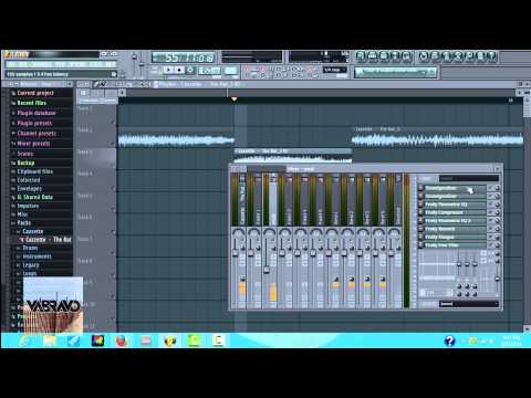 how to make vocals clear in fl studio