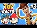 Somos Super FÃs De Toy Story! – Toy Story Racing #03 video