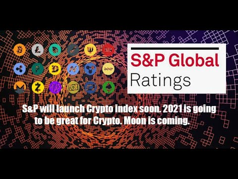 Crypto Index To Be Launched By Su0026P. 2021 Is Looking To Be Great For Crypto!