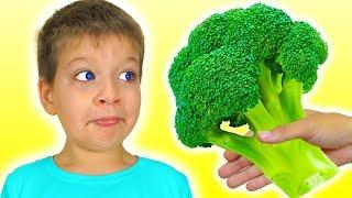 Johny Johny Si Papa   Canciones Infantiles   Videos educativo para niños con Max