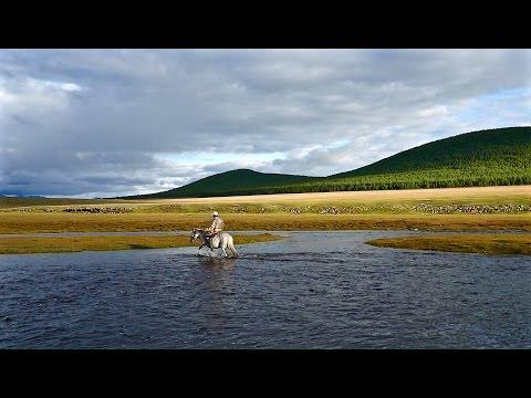A bike journey in Mongolia - summer 2016