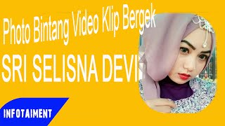 Photo Sri Selisna Devi Bintang Video Klip Bergek Gaseh Ka Leukang