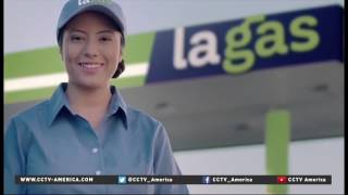 First non-state gas stations open in Mexico