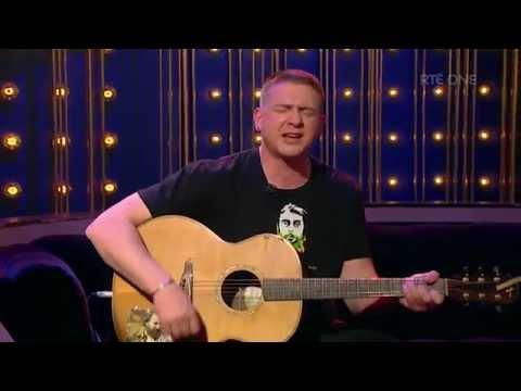 "Damien Dempsey - ""Sing All Our Cares Away"""