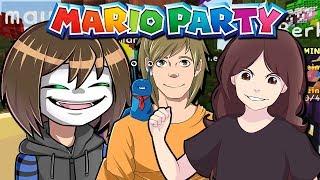 Für einen kurzen Moment sind wir alle vereint! | Minecraft Mario Party