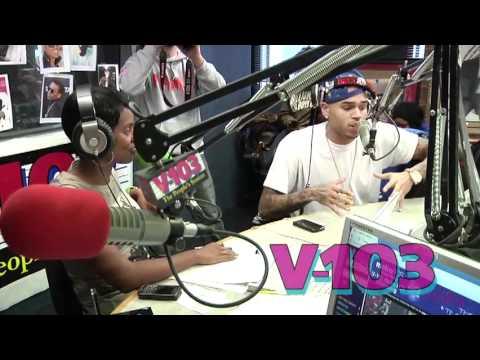 Chris Brown Fame Interview Part 4