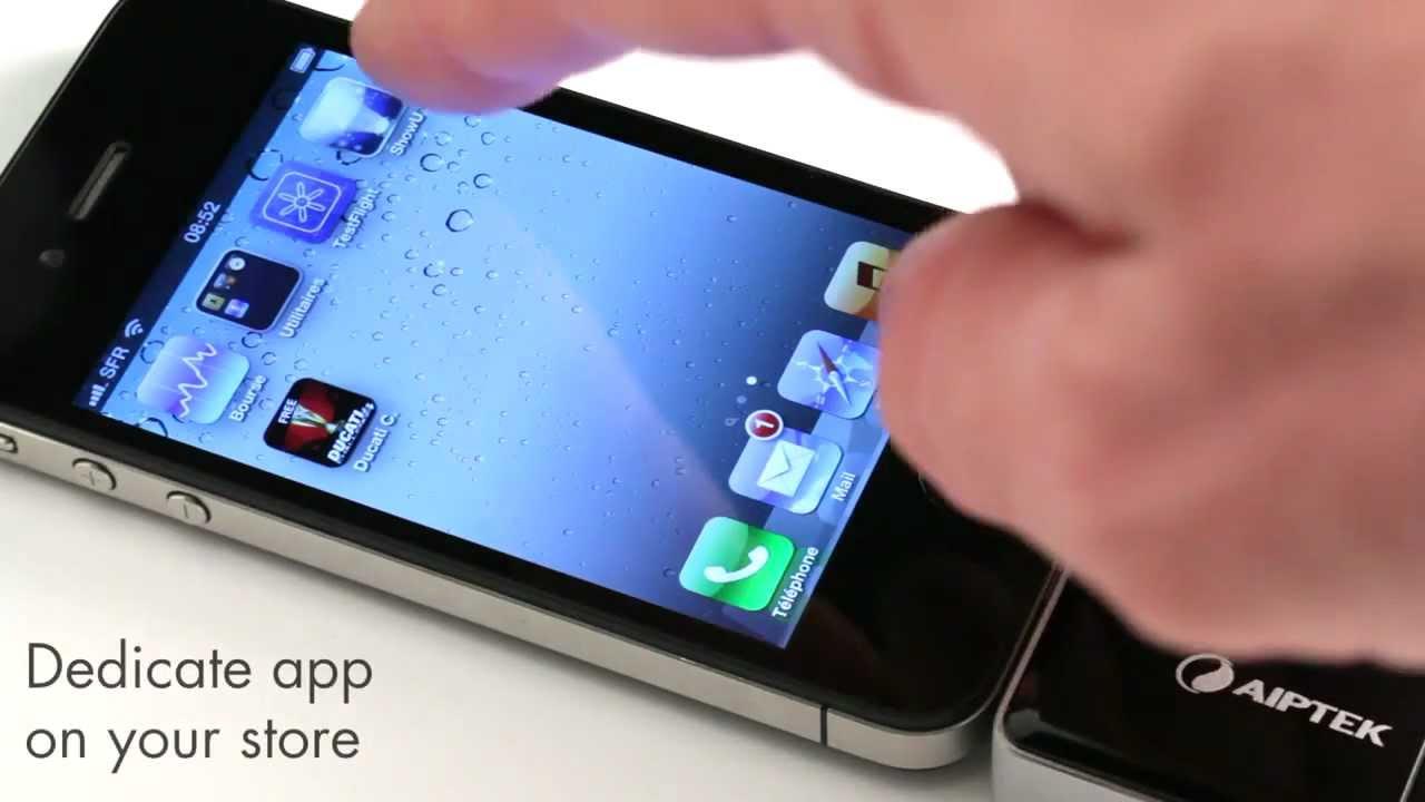 Aiptek MobileCinema i70 - YouTube