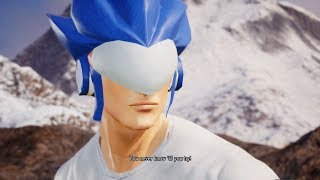 Jump Force - Sonic Man and Shaggy Mod Preview