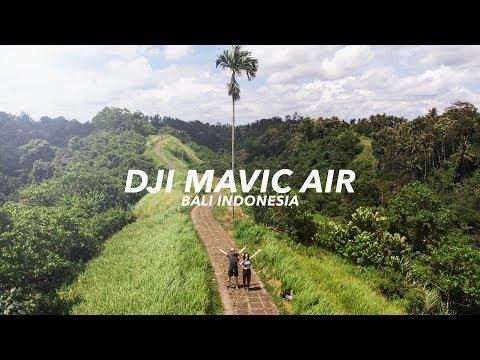 DJI MAVIC AIR / PICTURE PROFILES AND GOPRO FUN
