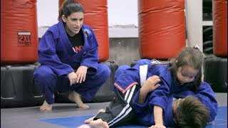 Modern Martial Arts Kids Brazilian Jiu-Jitsu Program (Ages 7-11)