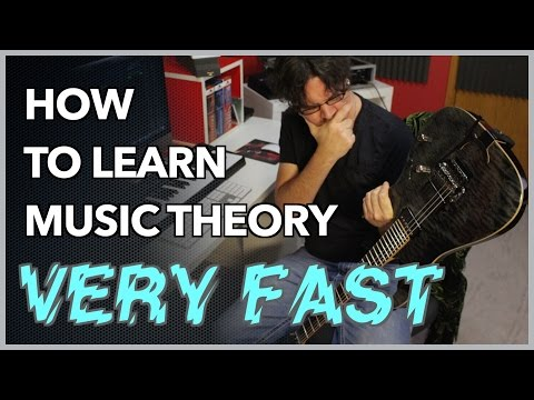 5 Ways To Learn Music Theory Faster
