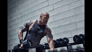 Dwayne Johnson: Build The Belief. Project Rock | Under Armour Campaign