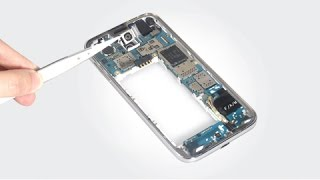 How to replace/remove S5 mini rear camera(The 3-minute video here shows the process of the replacement & removal of the rear camera for S5 mini. Click on the video and you can know how to replace ..., 2015-04-08T07:21:01.000Z)
