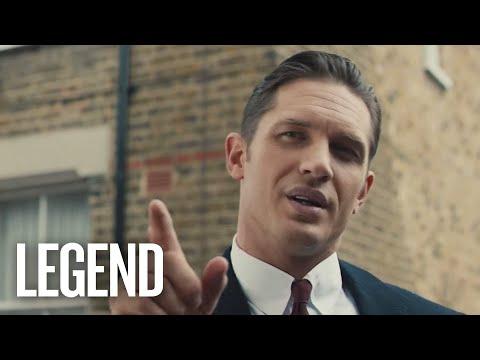 Legend - Reggie Meets Frances - Own it on Blu-ray 3/1