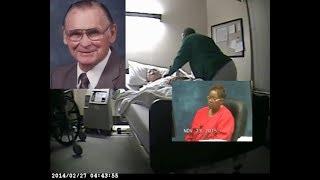 Hidden camera: nurses laughing as WWII veteran dies