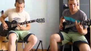 Metallica - Enter Sandman (guitar cover by *Ejik*)