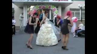 Танец невесты с подружками NOSSA