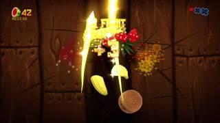FRUIT NINJA KINECT CLASSIC play #1