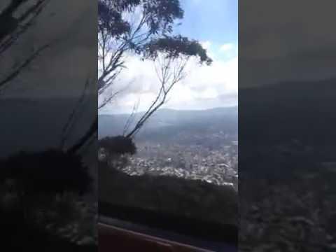 Venezuela  - Caracas  - Cable Car