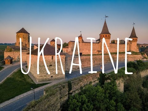 Ukraine in 4K