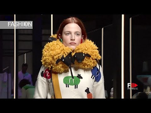 UNITED COLORS OF BENETTON Fall 2019 Milan - Fashion Channel
